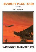121. Handley Page O/400 Vol.2